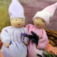 Lavender Baby Doll